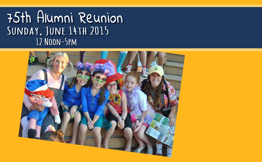 Register for the Alumni Reunion on June 14!